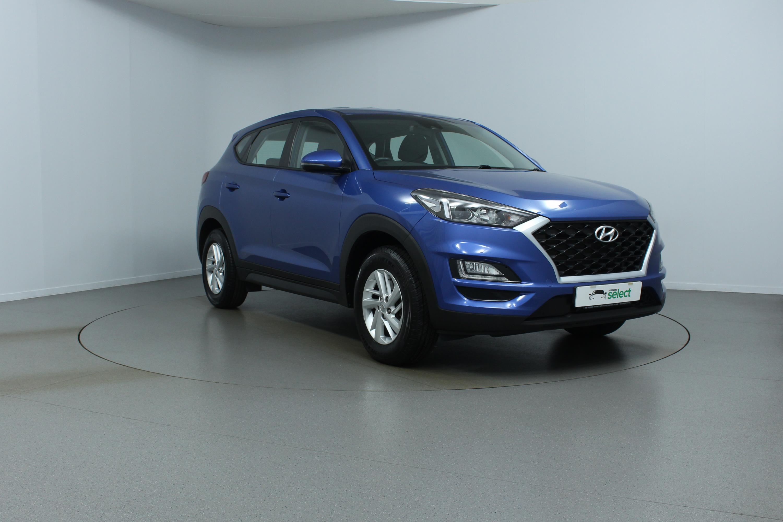Hyundai Tucson 1.6 GDi S Connect , Colour: Champion Blue ... on