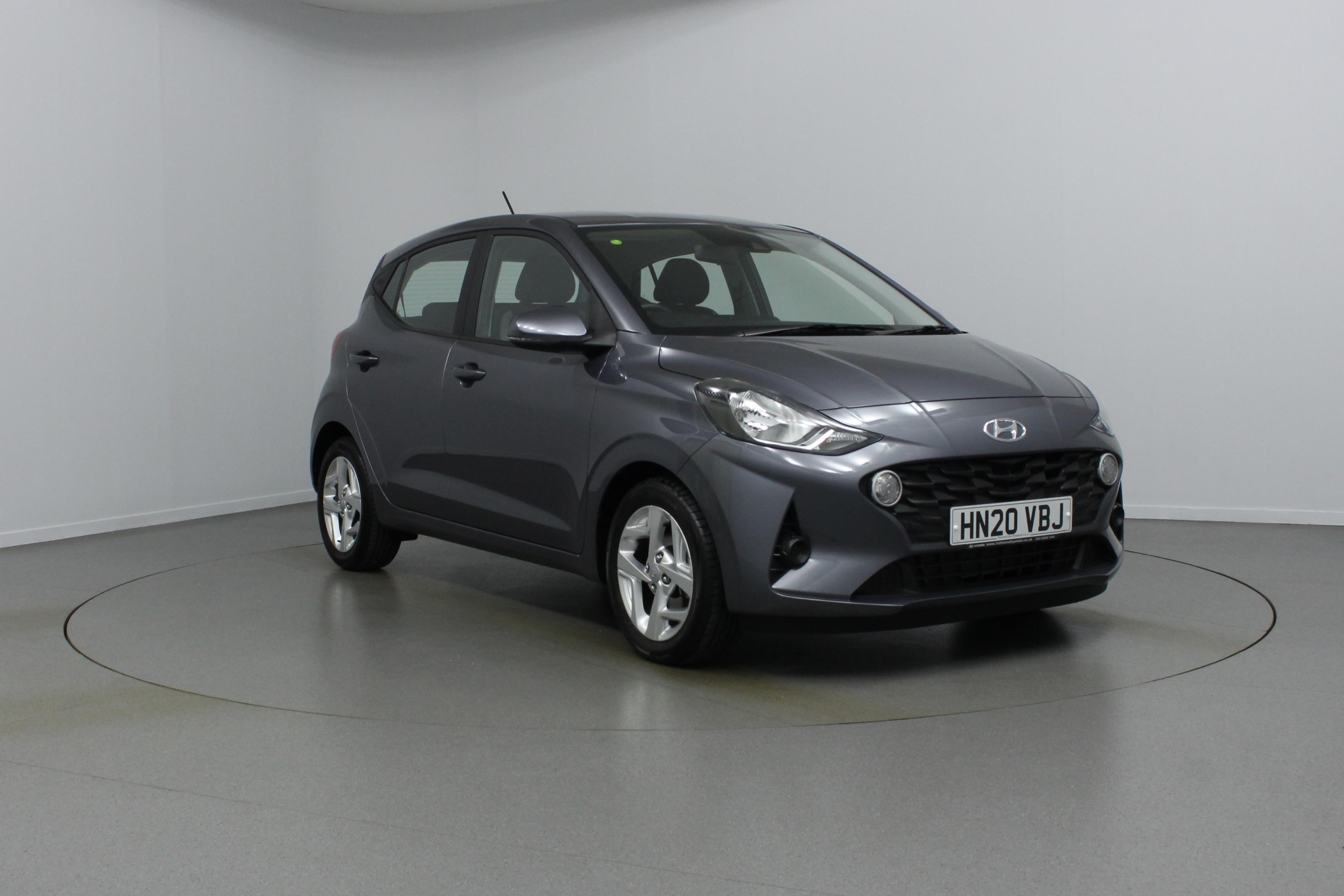 Hyundai I10 1 0 Mpi Se Connect Colour Stardust Grey Price 10 999 Mileage 1 435 Richmond Motor Group