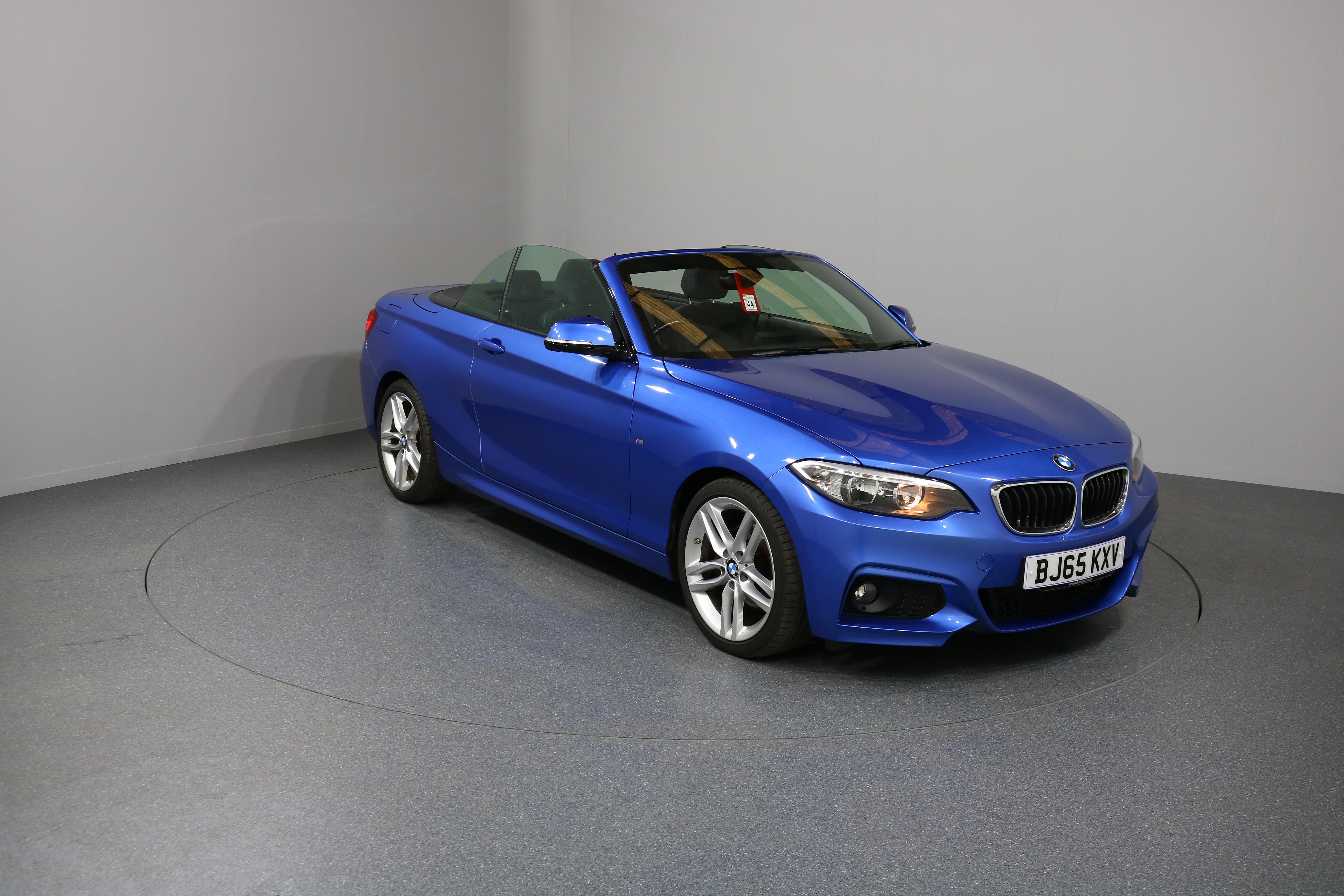 Used BMW Series D M Sport Dr Doors Convertible For Sale In - Bmw 2 doors