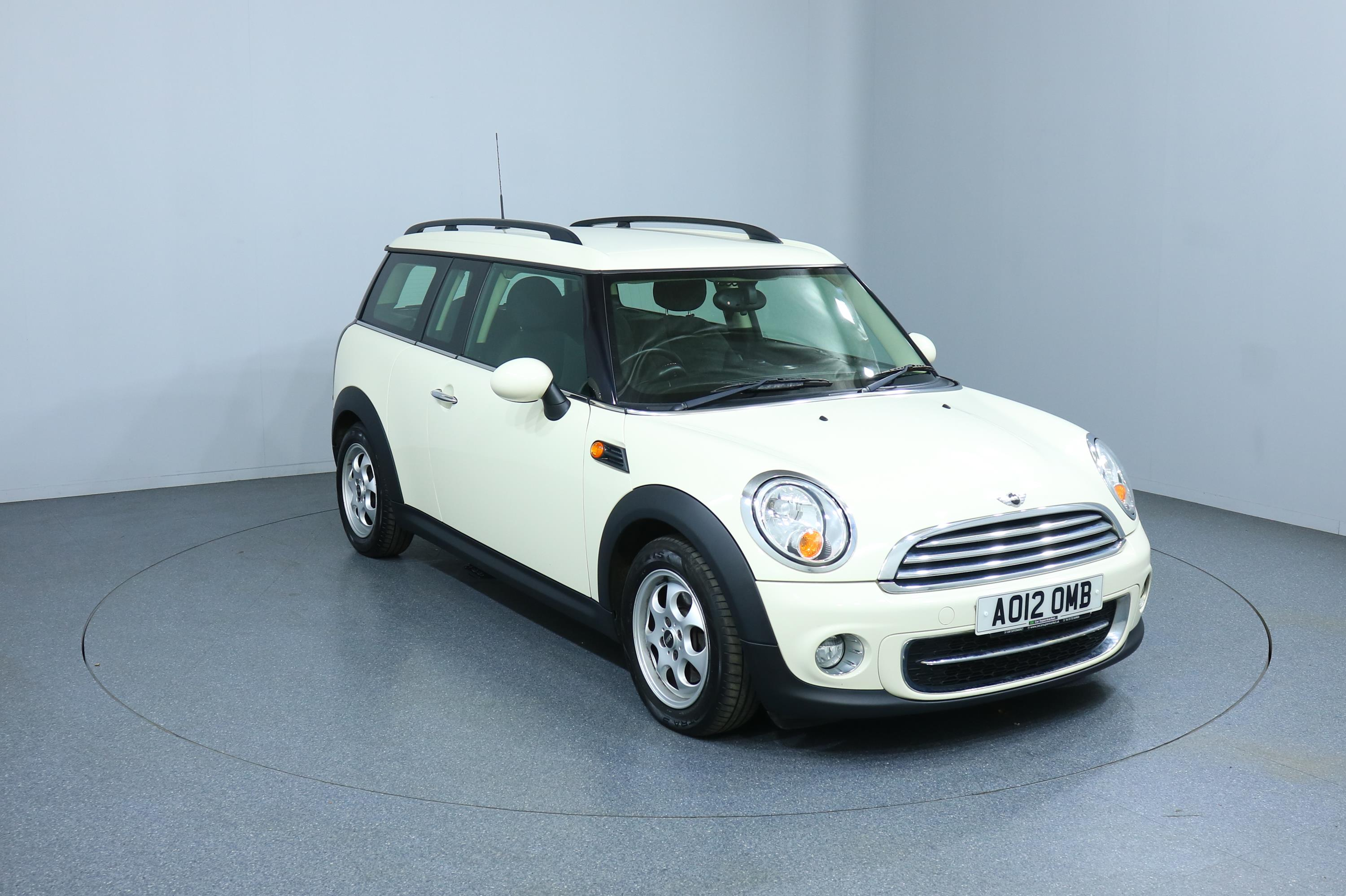 Mini Clubman 16 Cooper D 5dr For Sale At Sw Car Supermarket In