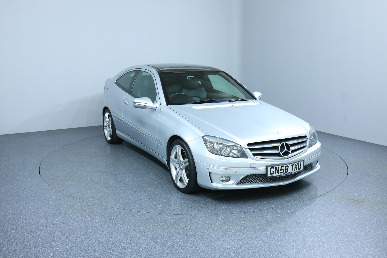 Mercedes Benz Clc Class Clc220 Cdi Sport 2 1l 3dr For Sale At Sw Car