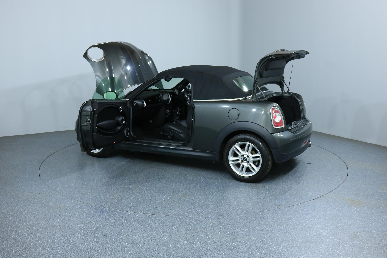 Mini Roadster Cooper 16l 2dr For Sale At Sw Car Supermarket In