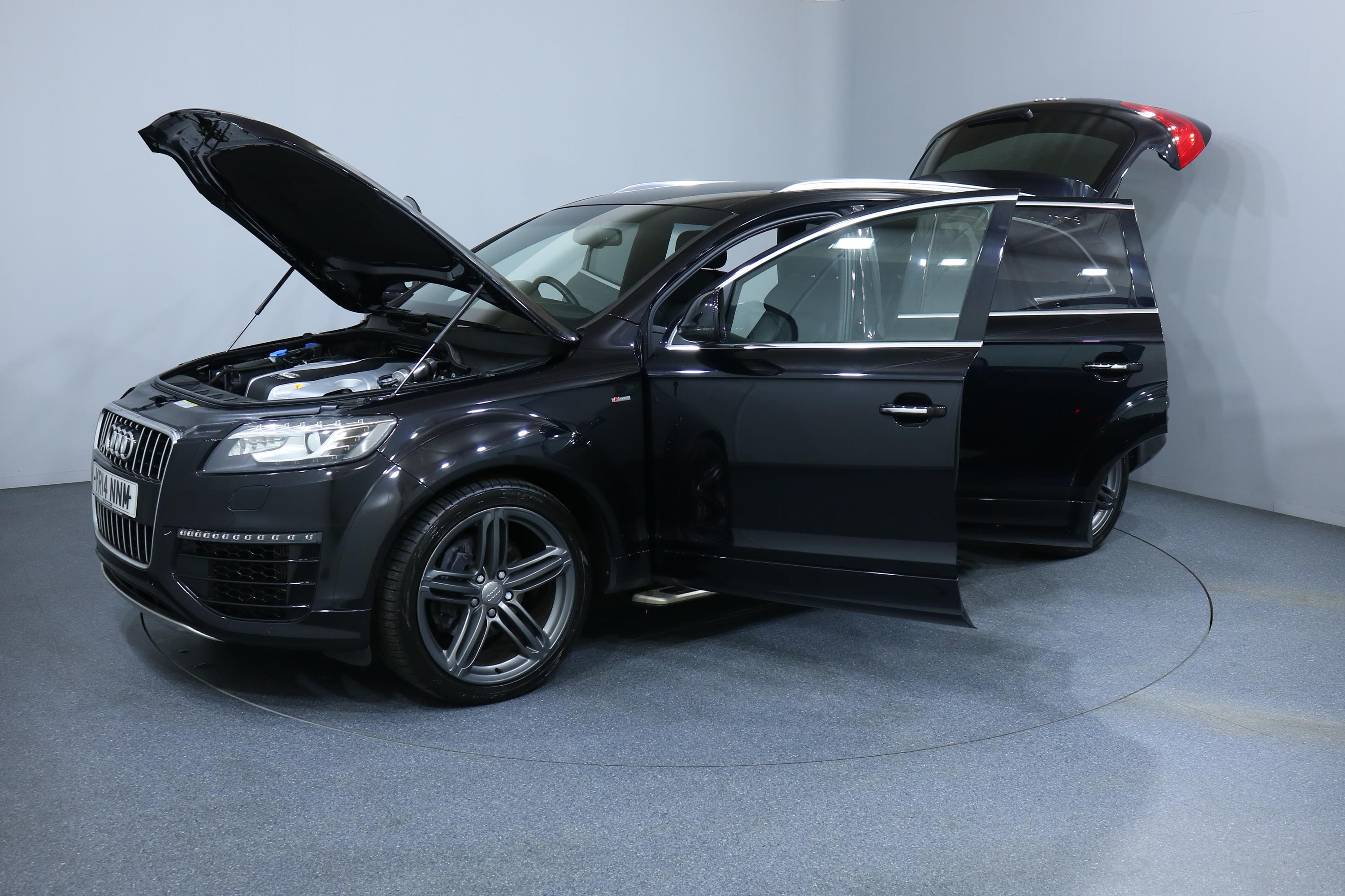 Used 2014 Audi Q7 TDI QUATTRO S LINE SPORT EDITION for sale