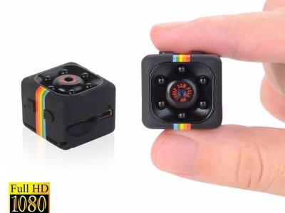 Mini Camera Full HD - Ultra Klein Broekzak Formaat! ...