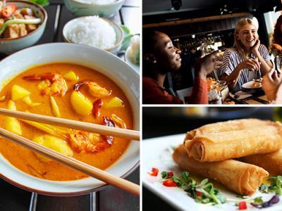 3-gangen keuzediner bij Hoi An Restaurant