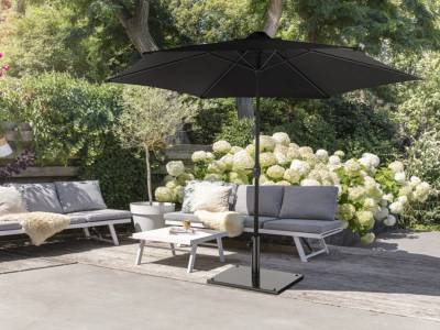 Luxe parasol