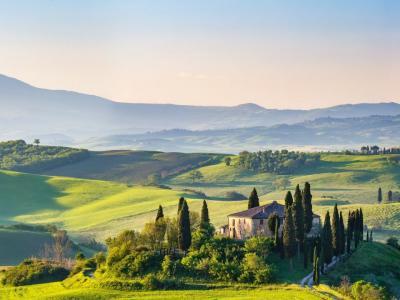 Geniet van een zomer in Toscane tussen Florence en Lucca incl. ontbijt