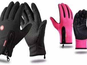 1 of 2 softshell-handschoenen met touchscreen-functie inen kleur naar keuze