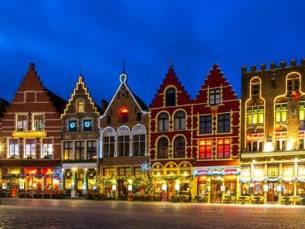 5 daagse singlereis Kerst in Belgische steden