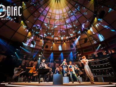 Entreeticket voor ZODIAC de musical