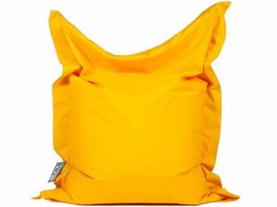 Sit On It - BEANBAG - Zitzak - multifunctioneel - Verkrijgbaar in verschillende kleuren Old Yellow