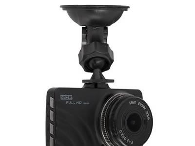 Dashboard camera voor in de auto (scherm: 3 inch)