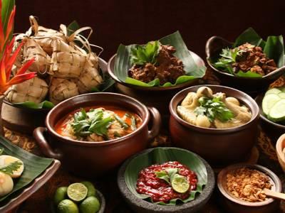 Afhalen: Indische rijsttafel bij Maxima's