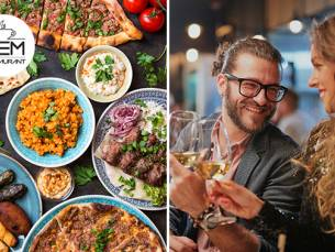All-You-Can-Eat Turkse tapas