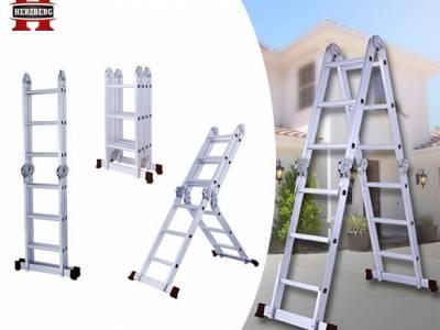 Herzberg Multifunctionele Ladder
