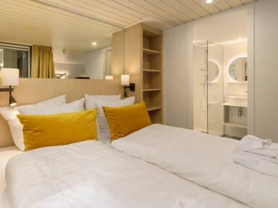 Verblijf in een hotelkamer in Center Parcs De Eemhof incl. ontbijt