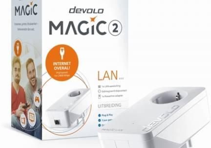 Devolo Magic 2 LAN Single (uitbreiding) - 8257