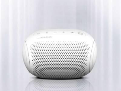 Draadloze LG bluetooth speaker