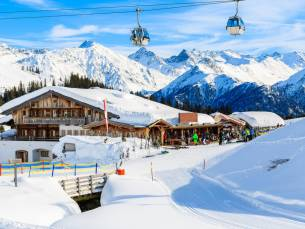 Wintersportvakantie met het hele gezin o.b.v. halfpension in Tirol