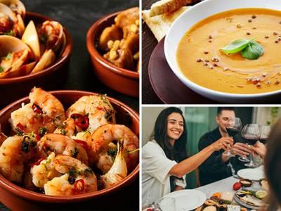 All-You-Can-Eat tapas bij De Sultan