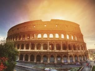4*-hotel in Rome incl. vlucht en ontbijt