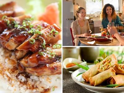 Afhalen: rijsttafel voor 2 bij Restaurant de Sport