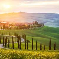 10-daagse busreis Indrukwekkend Toscane