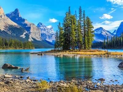 15 daagse singlereis Canada & Rocky Mountains