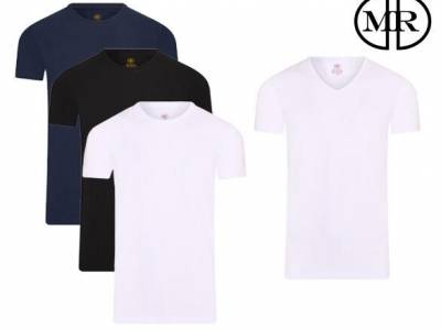 3-Pack Mario Russo T-Shirts