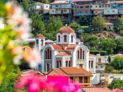 8 daagse singlereis het Cyprus van Aphrodite