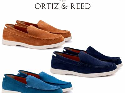 Ortiz & Reed Suri bootschoenen