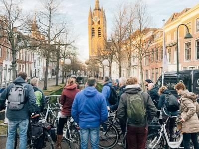 Delft Highlights Fietstour