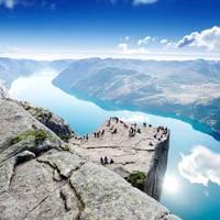 10-daagse autorondreis inclusief ferry-overtochten Het beste van Zuid-Noorwegen
