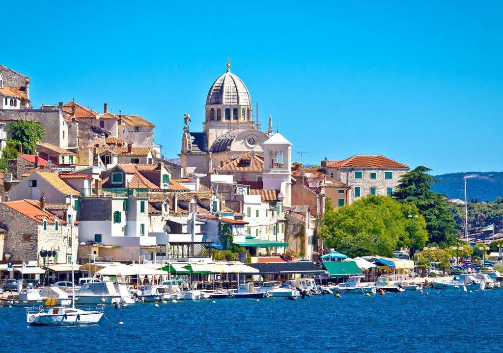 4*-Camping aan de Adriatische Zee o.b.v. logies