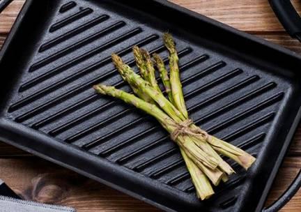 Gietijzeren grillplaat