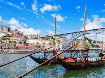 Stedentrip naar de prachtige stad Porto incl. vlucht