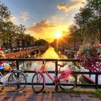 5-daagse fietsvakantie Rond het Markermeer