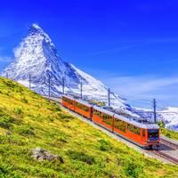 10-daagse busreis De mooiste Alpentoppen van Zwitserland