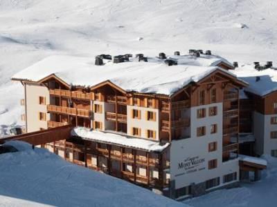 Le Chalet du Mont Vallon