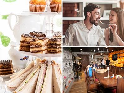 Afhalen: high tea bij Kasteel van Zuydt