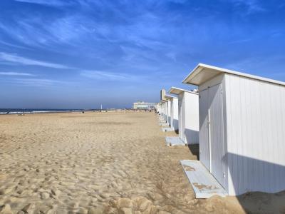 Op 100 meter van het strand in Oostende incl. ontbijt