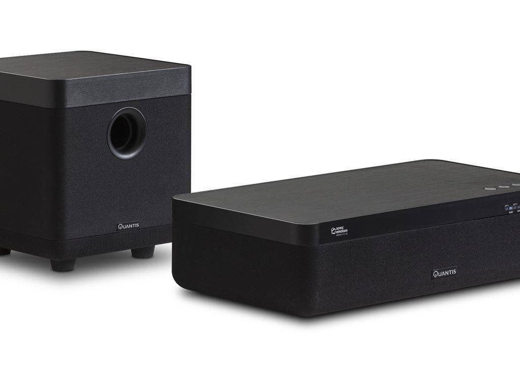Quantis 3D-Soundsysteem LSW-1