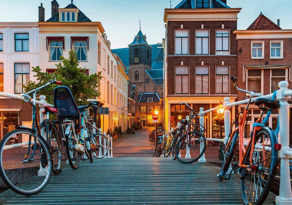 Verblijf in Leiden bij Katwijk aan Zee en Noordwijk incl. 3-gangendiner