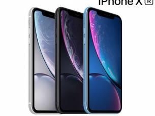 Refurbished Apple iPhone XR 64GB incl. GRATIS tempered glass en hoesje