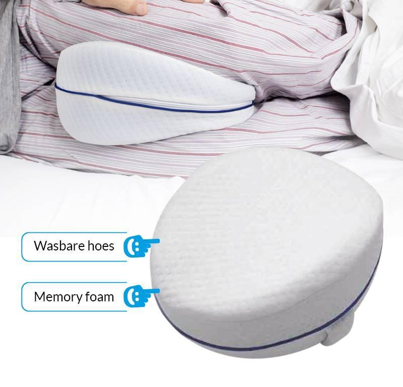 Ergonomisch Kniekussen - Voor een comfortabele slaaphouding