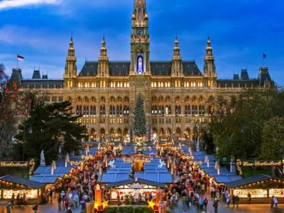 Kerstshoppen in Wenen incl. 4*-hotel, vlucht en ontbijt