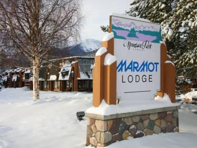 Wintersport Jasper Marmot Lodge *** 9 dagen