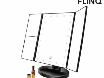 FlinQ Make-up Spiegel met Licht