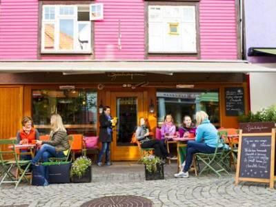 9 daagse Singlereis Natuurlijk Noorwegen