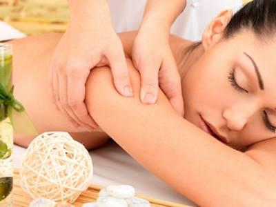 Massage- en wellnessbehandeling voor de rug